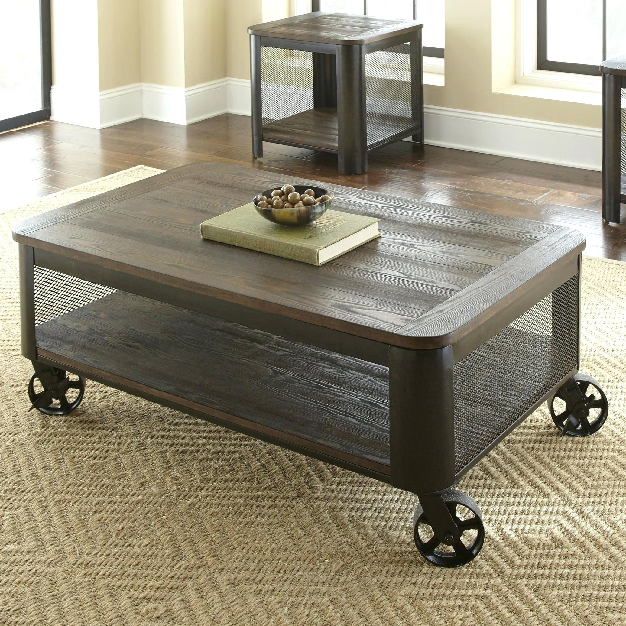 Current Aria Lift Top Cocktail Tables Within Jofran 480 Series Wood Lift Top Cocktail Coffee Table In Oak Arbor (View 11 of 20)