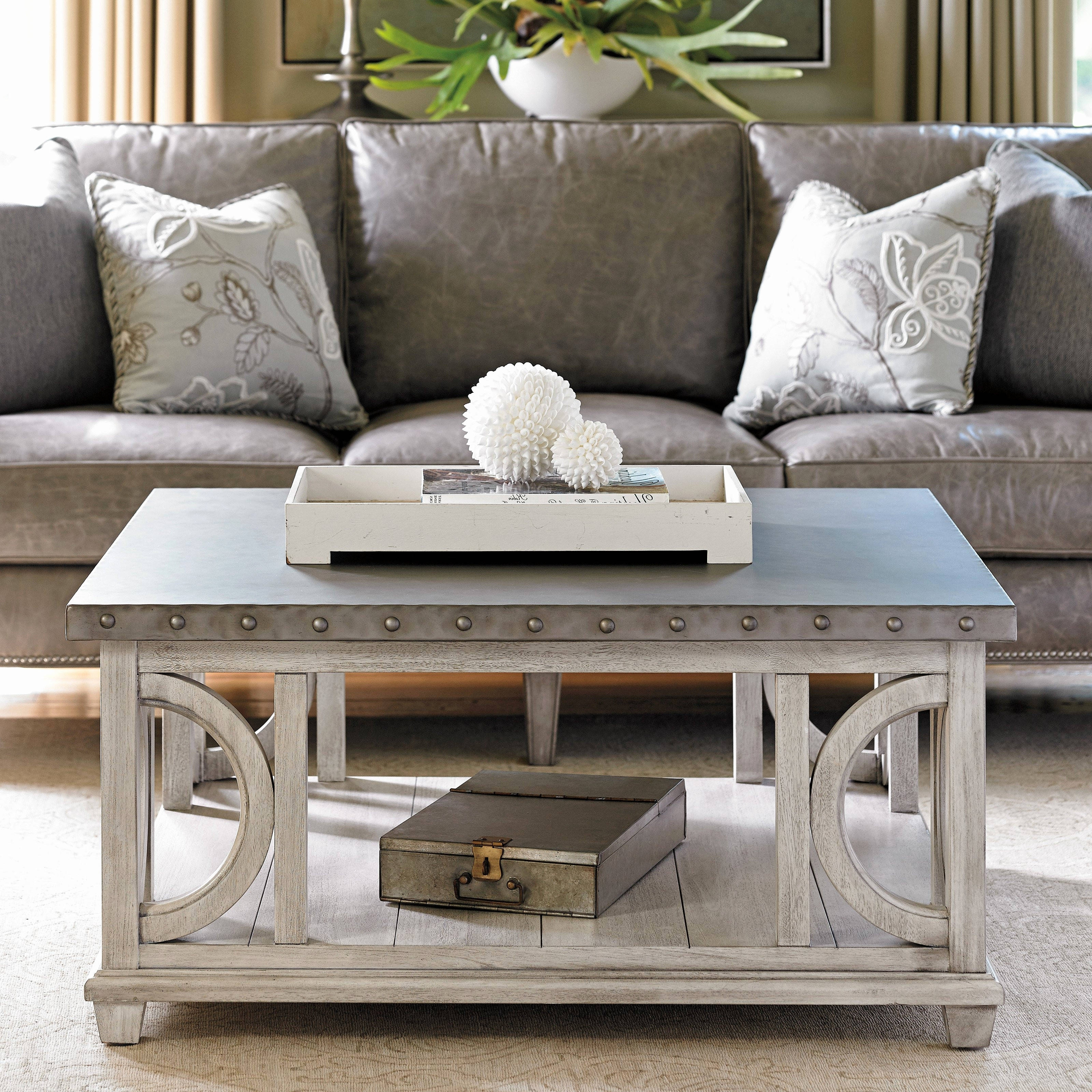 Current Magnolia Home Iron Trestle Cocktail Tables Regarding Joanna Gaines Coffee Table Best Of Magnolia Home Iron Trestle (View 17 of 20)