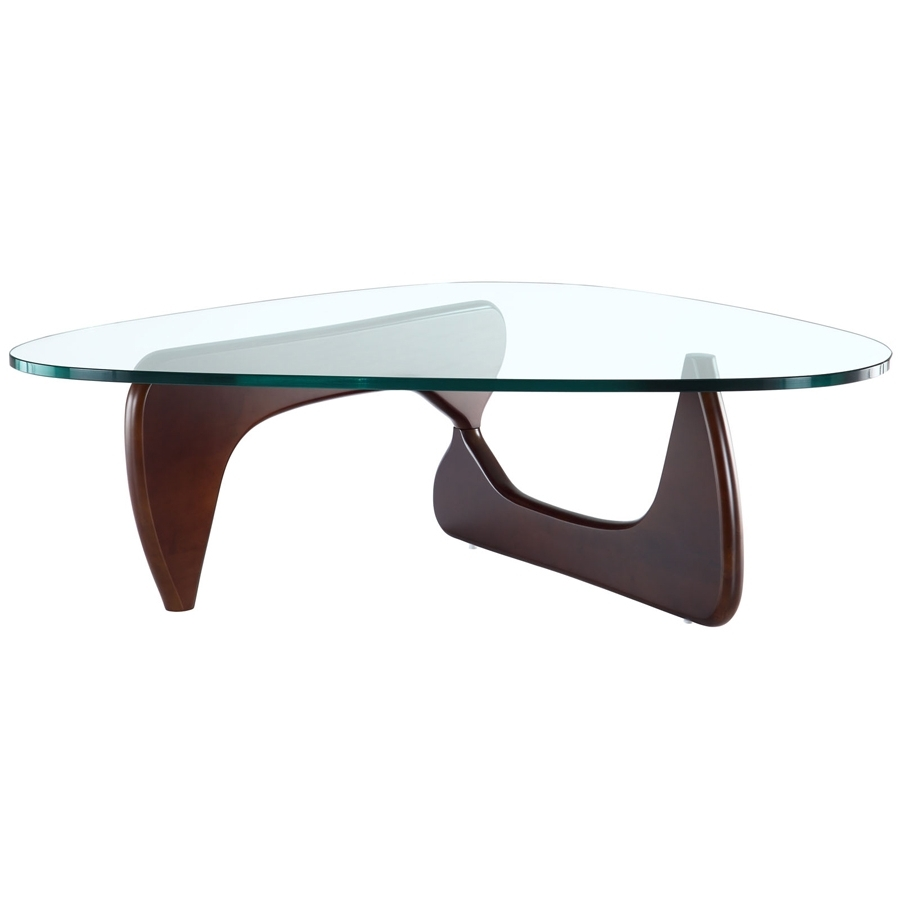Current Mid Century Modern Egg Tables Regarding Coffee Tables (View 18 of 20)