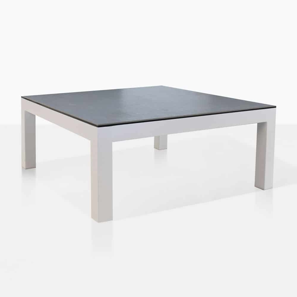 Current Square Waterfall Coffee Tables For Outdoor Coffee Tables (View 13 of 20)