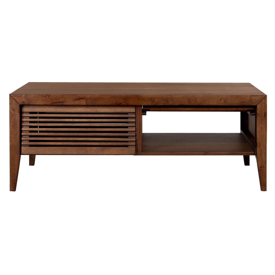 Current Walnut 4 Drawer Coffee Tables With Neighbourhood Coffee Table (View 14 of 20)