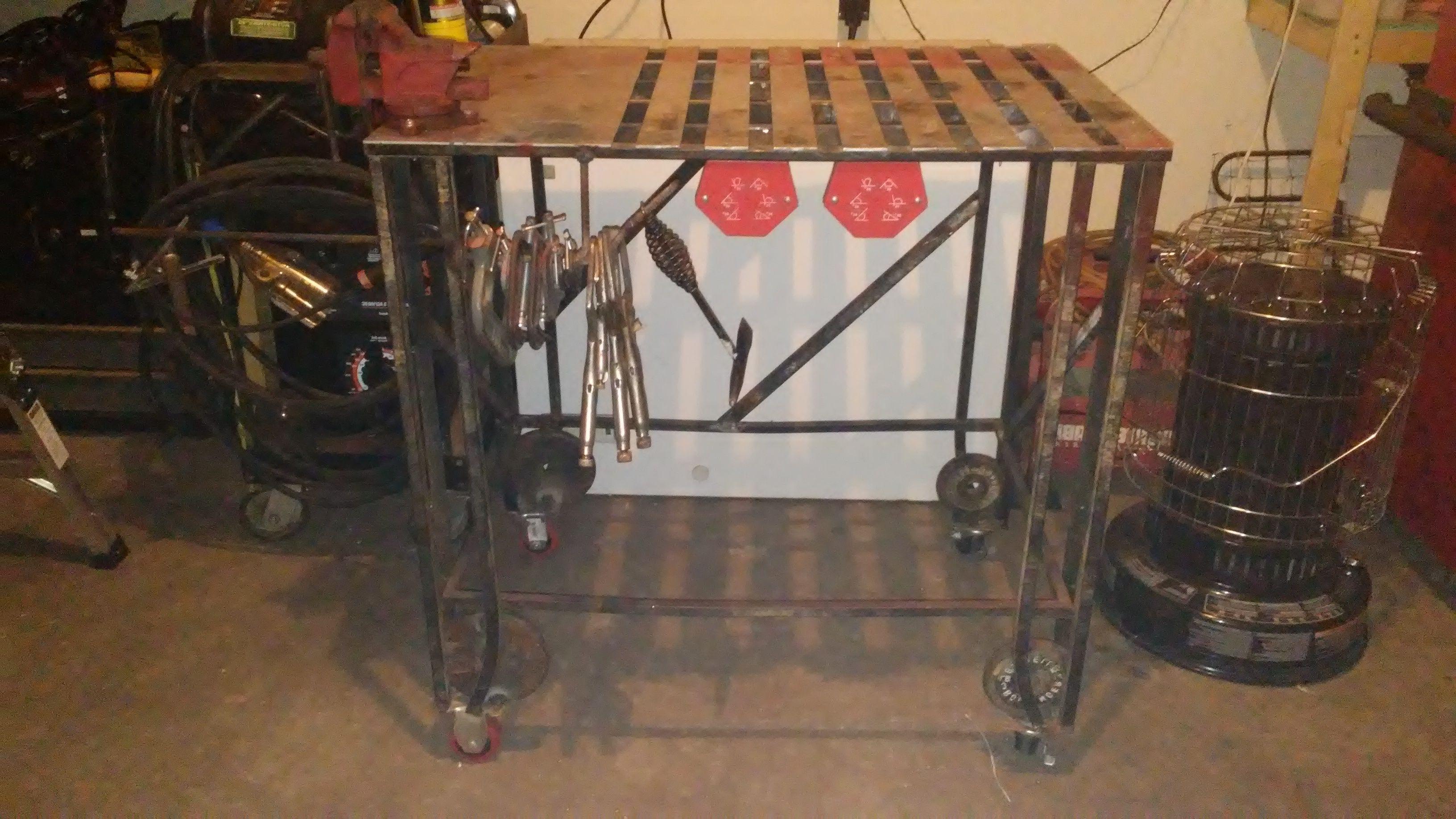 Custom Made Tig Tablemountaineer Rustics (View 5 of 20)