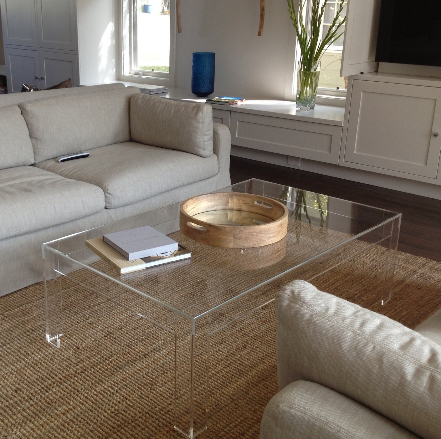 Cute Acrylic Coffee Table — All Furniture : Ideas To Choose Acrylic Pertaining To Widely Used Felicity Cocktail Tables (View 18 of 20)