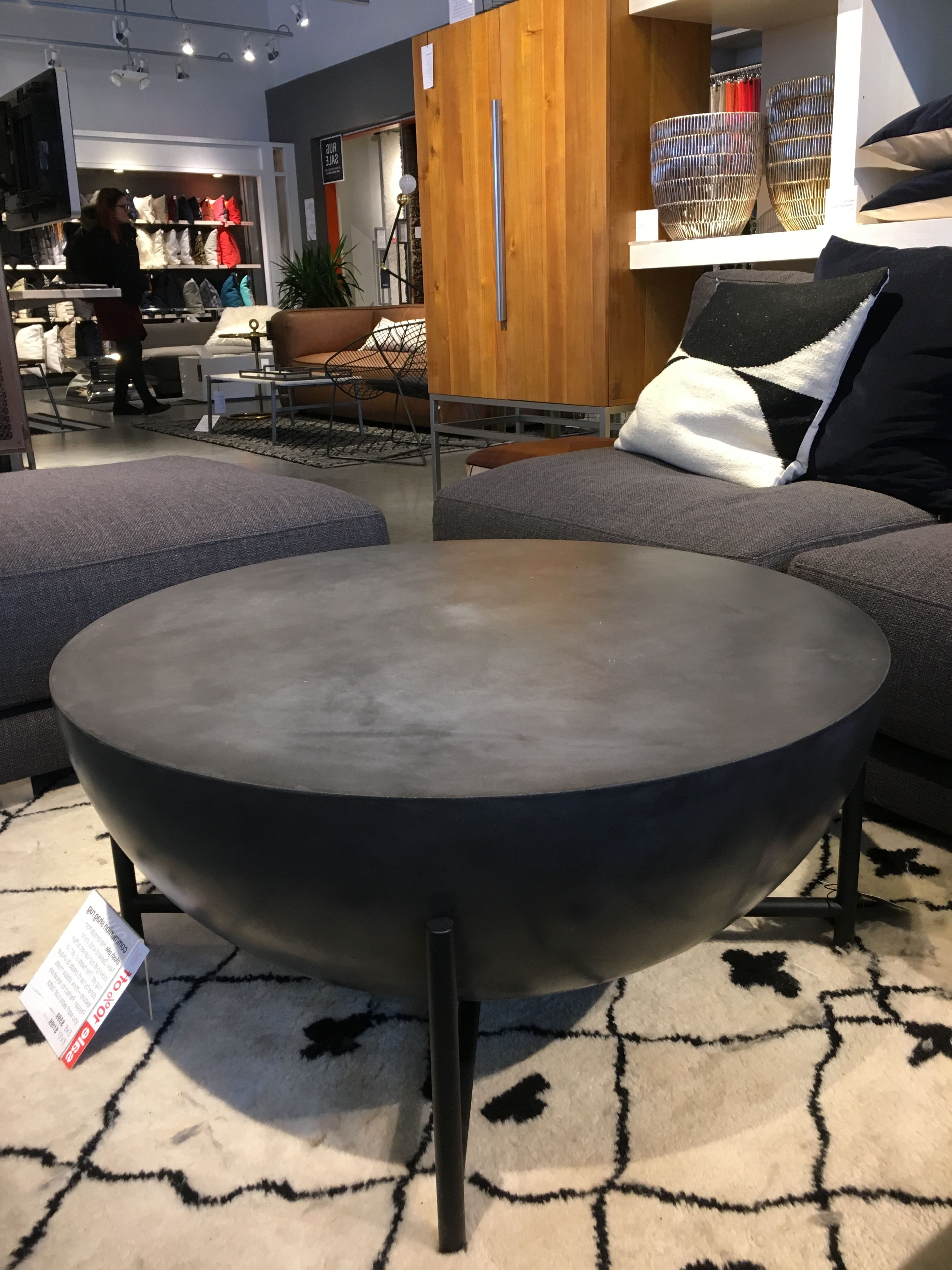 Darbuka Coffee Table $700 Cb (View 3 of 20)