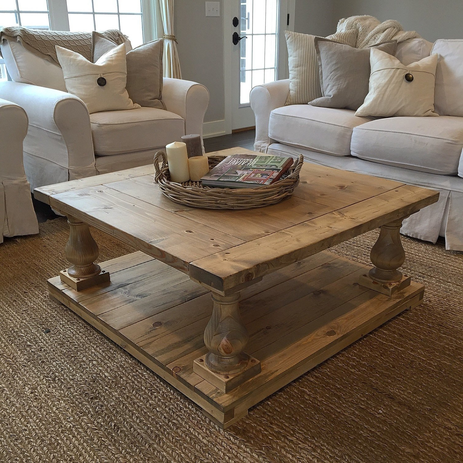 Etsy With Well Liked Large Scale Chinese Farmhouse Coffee Tables (Gallery 6 of 20)