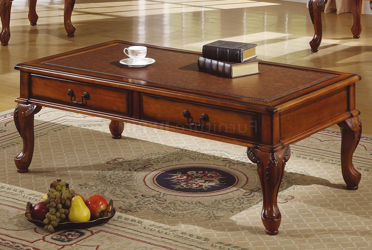 Fabulous Traditional Coffee Table With Coffee Table Mesmerizing Throughout Latest Traditional Coffee Tables (View 4 of 20)