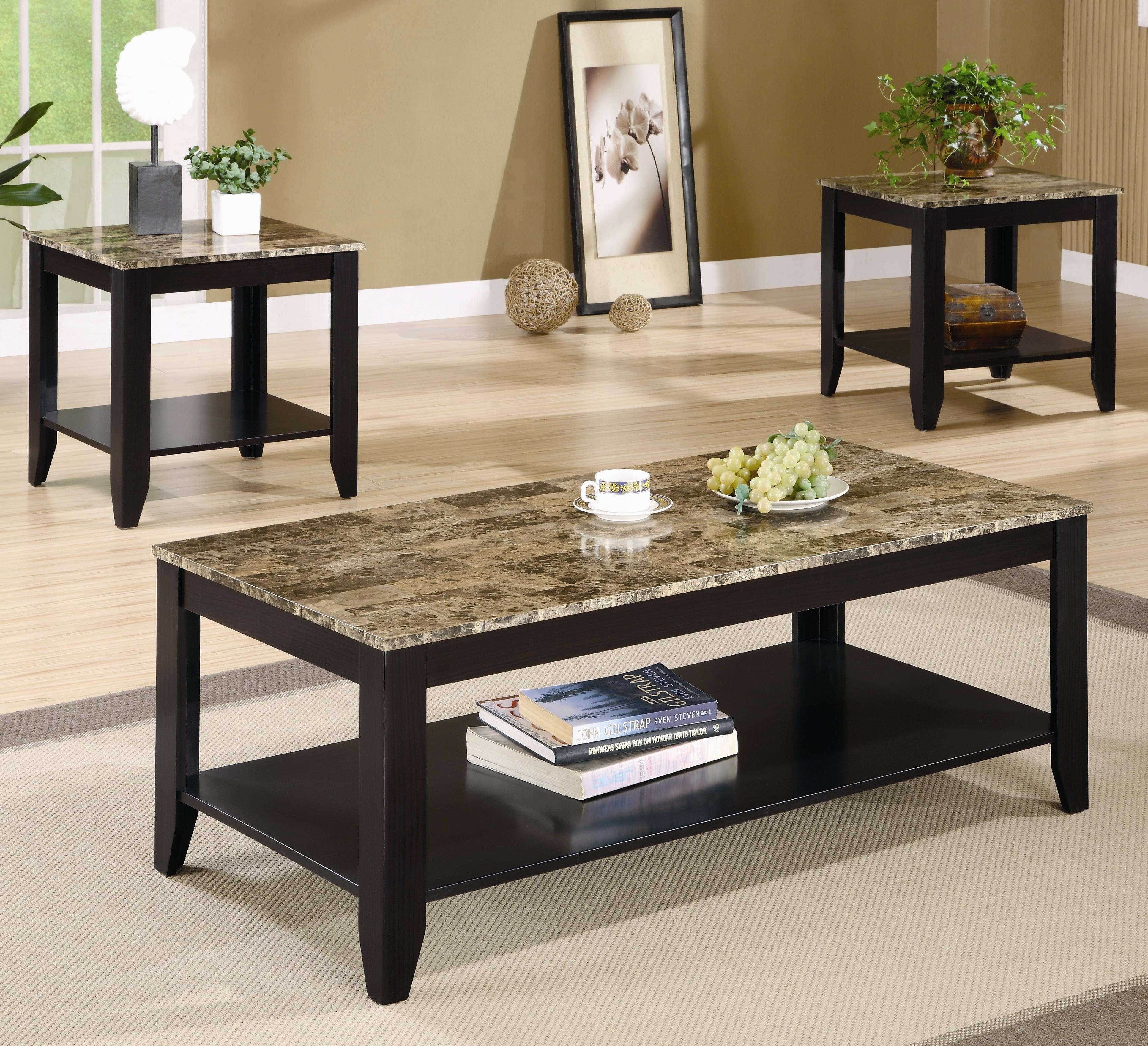 Famous Potomac Adjustable Coffee Tables Pertaining To 11 Lovely Metal Coffee Table Sets (View 9 of 20)