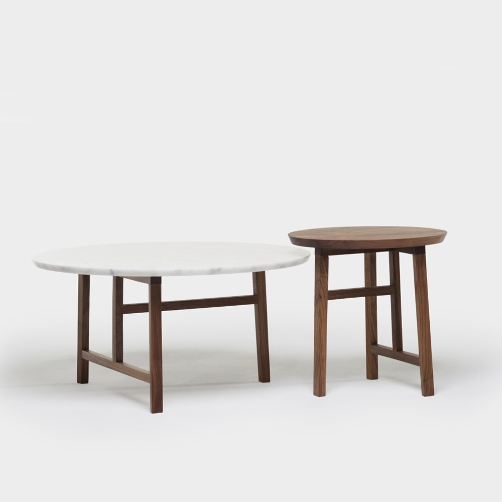 Famous Suspend Ii Marble And Wood Coffee Tables For Trio Marble Round Coffee Table (View 4 of 20)
