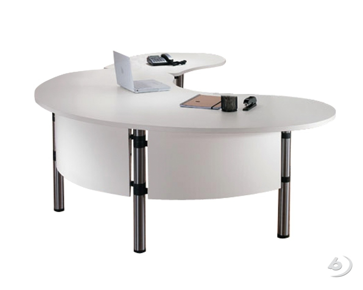 Fashionable Jelly Bean Coffee Tables With Regard To Jelly Bean Desk (View 8 of 20)