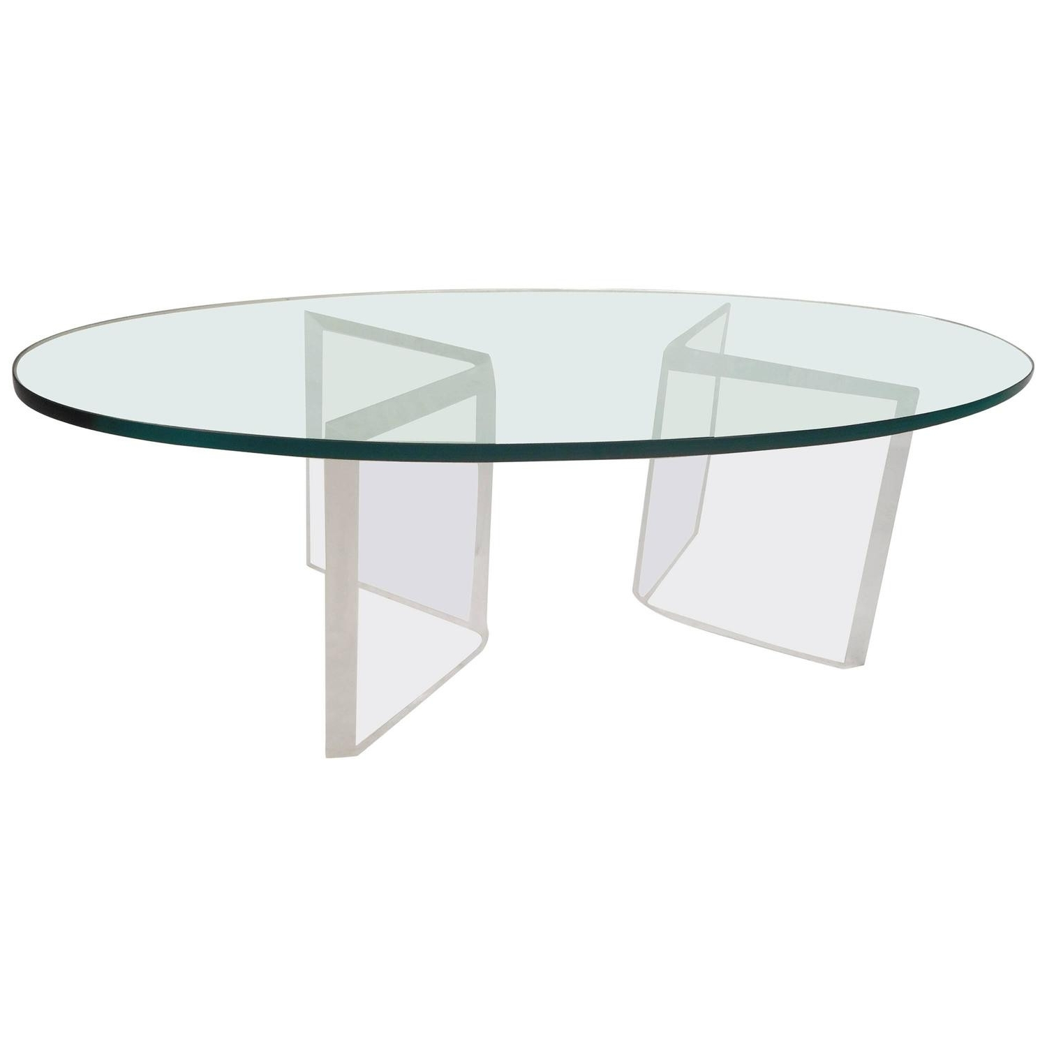 Fashionable Modern Acrylic Coffee Tables With Regard To Acrylic Coffee Table For Sale New Mid Century Modern Occasional (View 17 of 20)