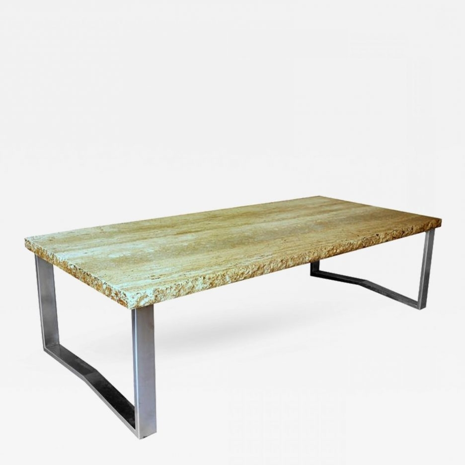 Fashionable Modern Marble Iron Coffee Tables Throughout Reclaimed Coffee Table White Coffee Table Contemporary Marble Coffee (View 3 of 20)
