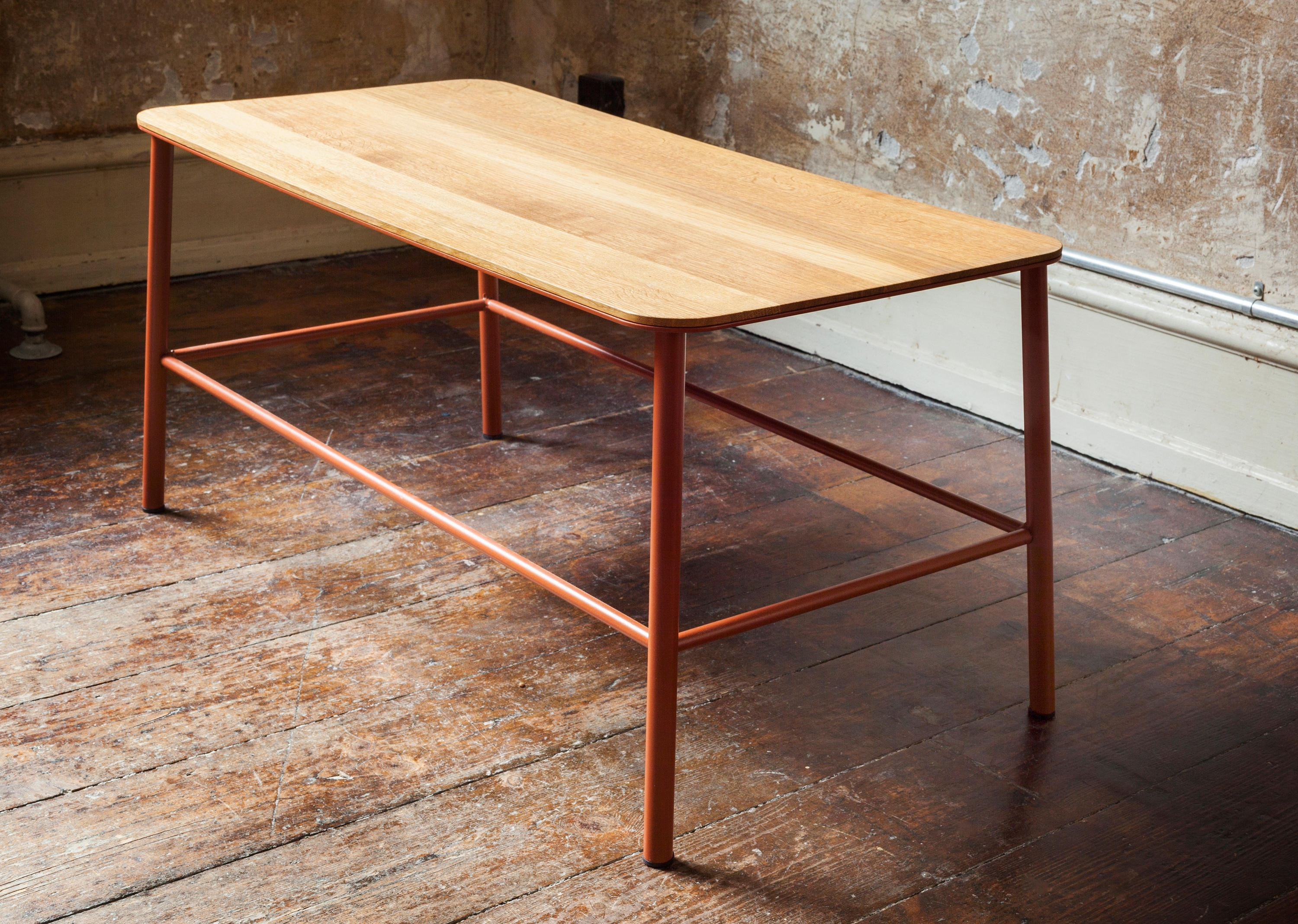 Favorite Adam Coffee Tables Pertaining To Adam Low Table Large – Coffee Tables From Frama (View 7 of 20)