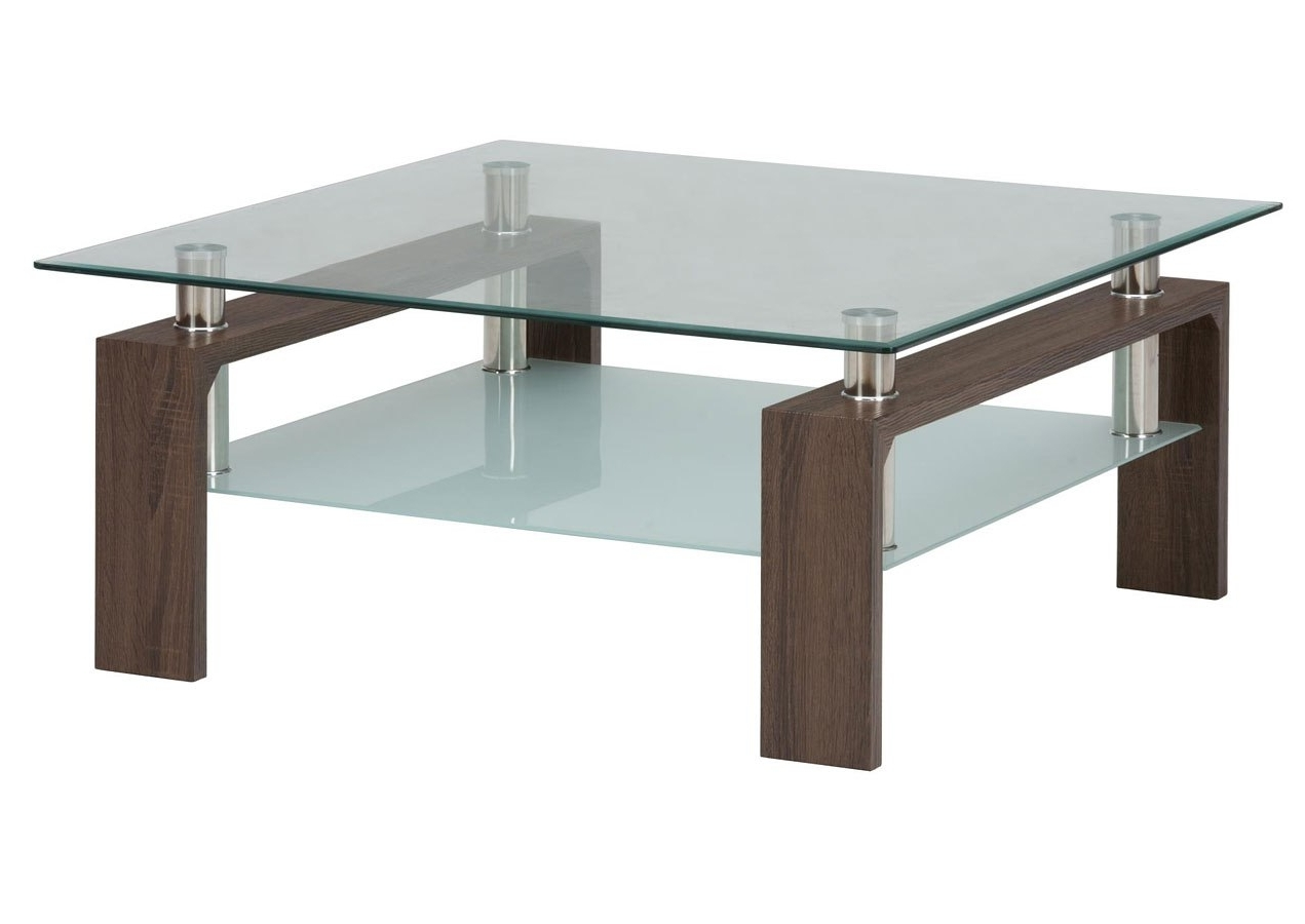 Favorite Alton Cocktail Tables With Regard To Compass Square Cocktail Table – Occasional And Accent Furniture – Living (View 9 of 20)