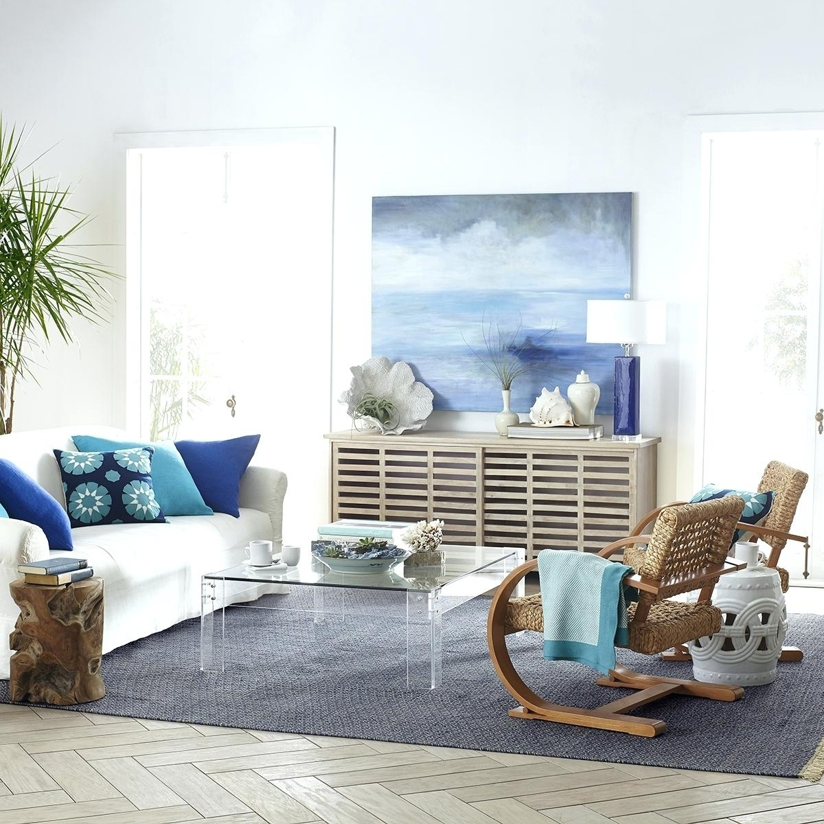 Favorite Disappearing Coffee Tables Intended For Wisteria Coffee Table Impressive On All Glass Coffee Table Glass (View 16 of 20)