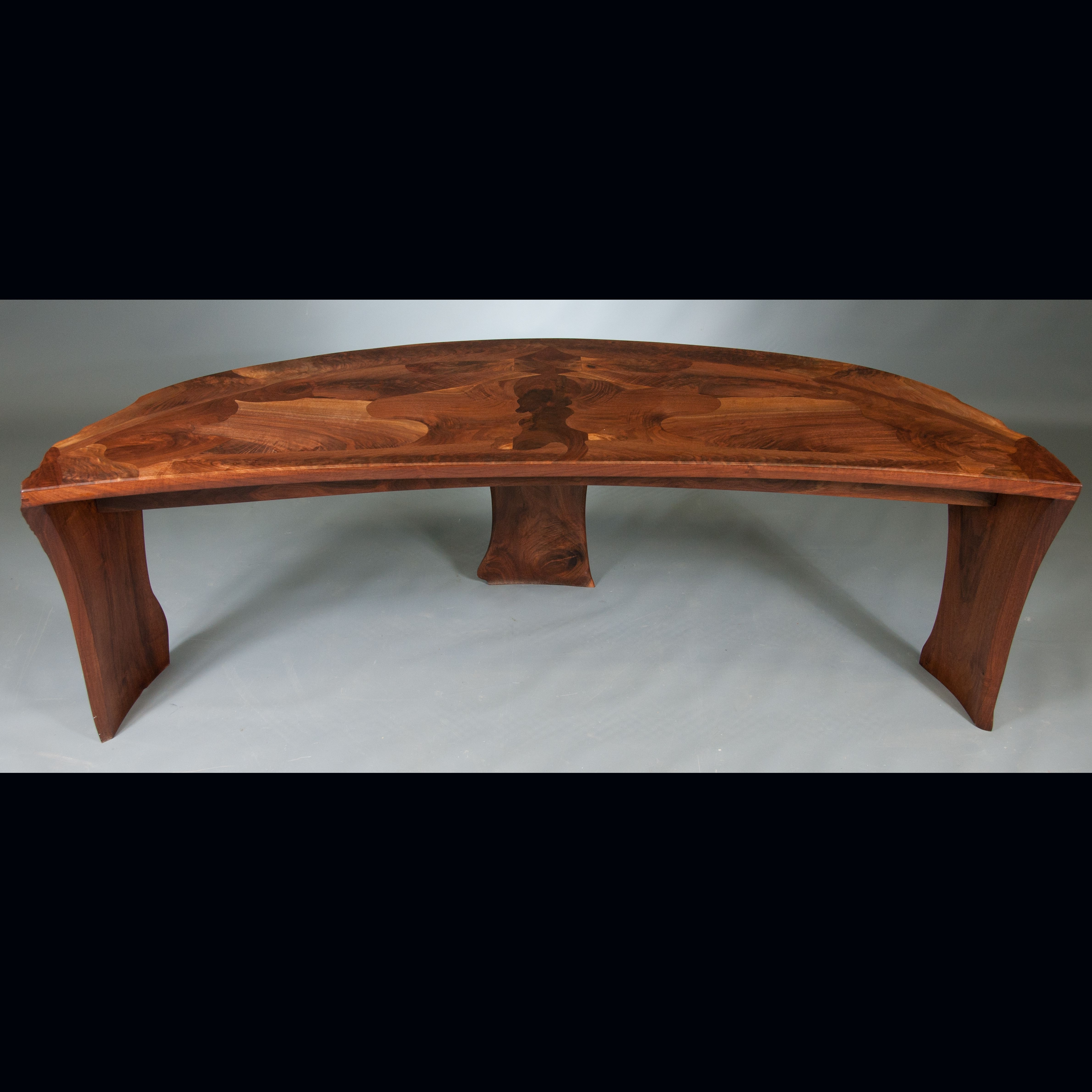 Favorite Expressionist Coffee Tables In Hand Crafted Abstract Organic Expressionism In Furniture™ Walnut (View 8 of 20)