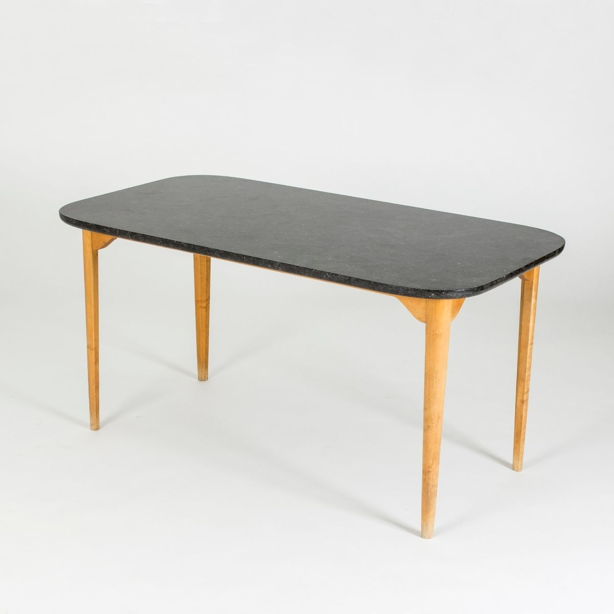 Favorite Jackson Marble Side Tables Regarding Marble Coffee Tableaxel Larsson, 1940s For Sale At Pamono (View 12 of 20)