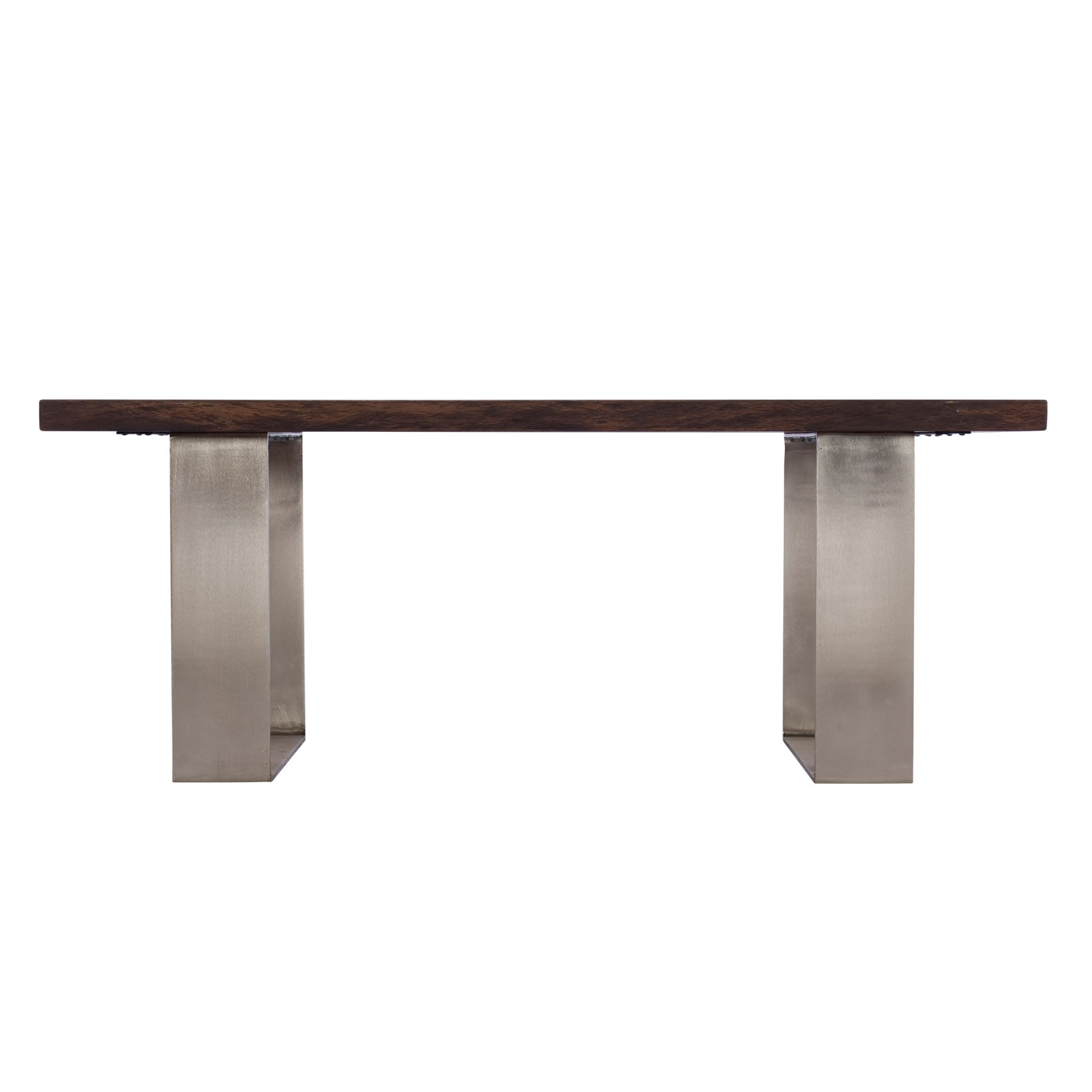 Favorite Smoked Oak Coffee Tables Regarding Blake Smoked Oak Coffee Table (View 9 of 20)