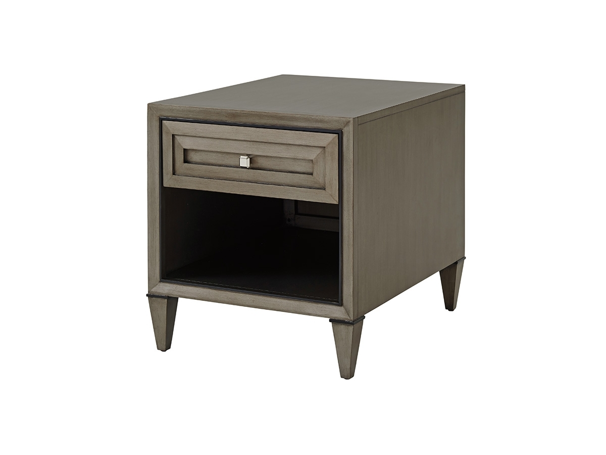 Favorite Verona Cocktail Tables Pertaining To Ariana Verona End Table (View 4 of 20)