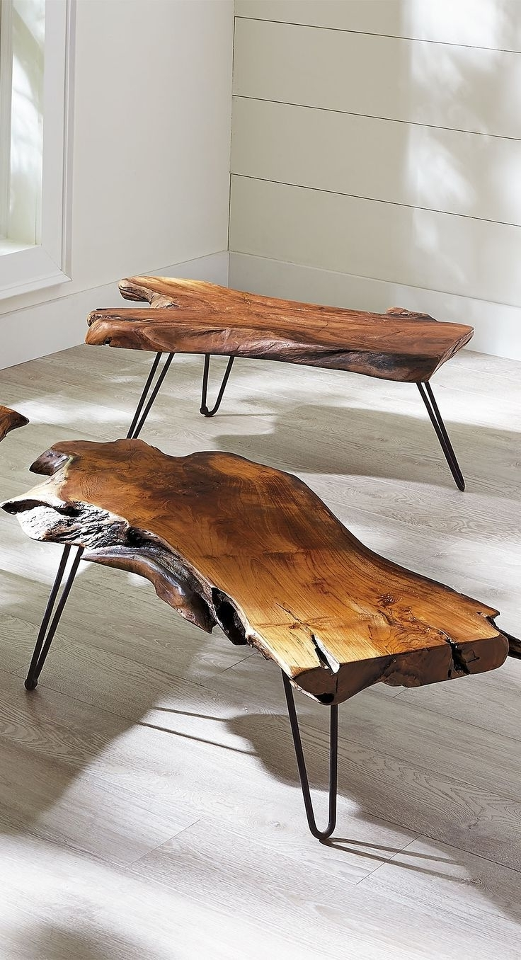 Feast Your Eyes On Our Extraordinary Teak Coffee Table (View 4 of 20)
