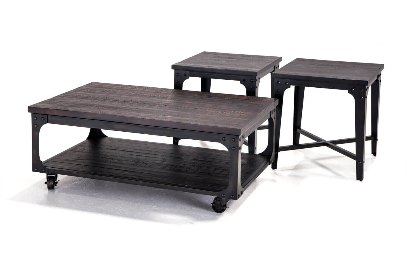 Foundry Coffee Table Set (View 8 of 20)