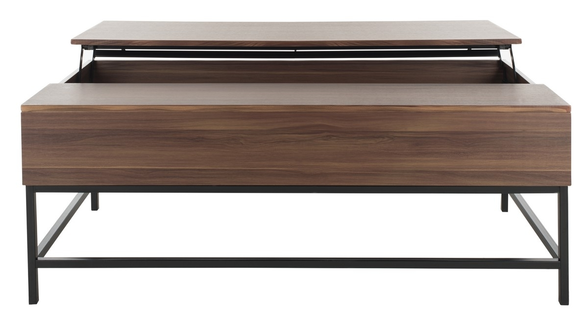 Fox2239a Coffee Tables – Furnituresafavieh For Well Known Laurent Lift Top Cocktail Tables (View 6 of 20)
