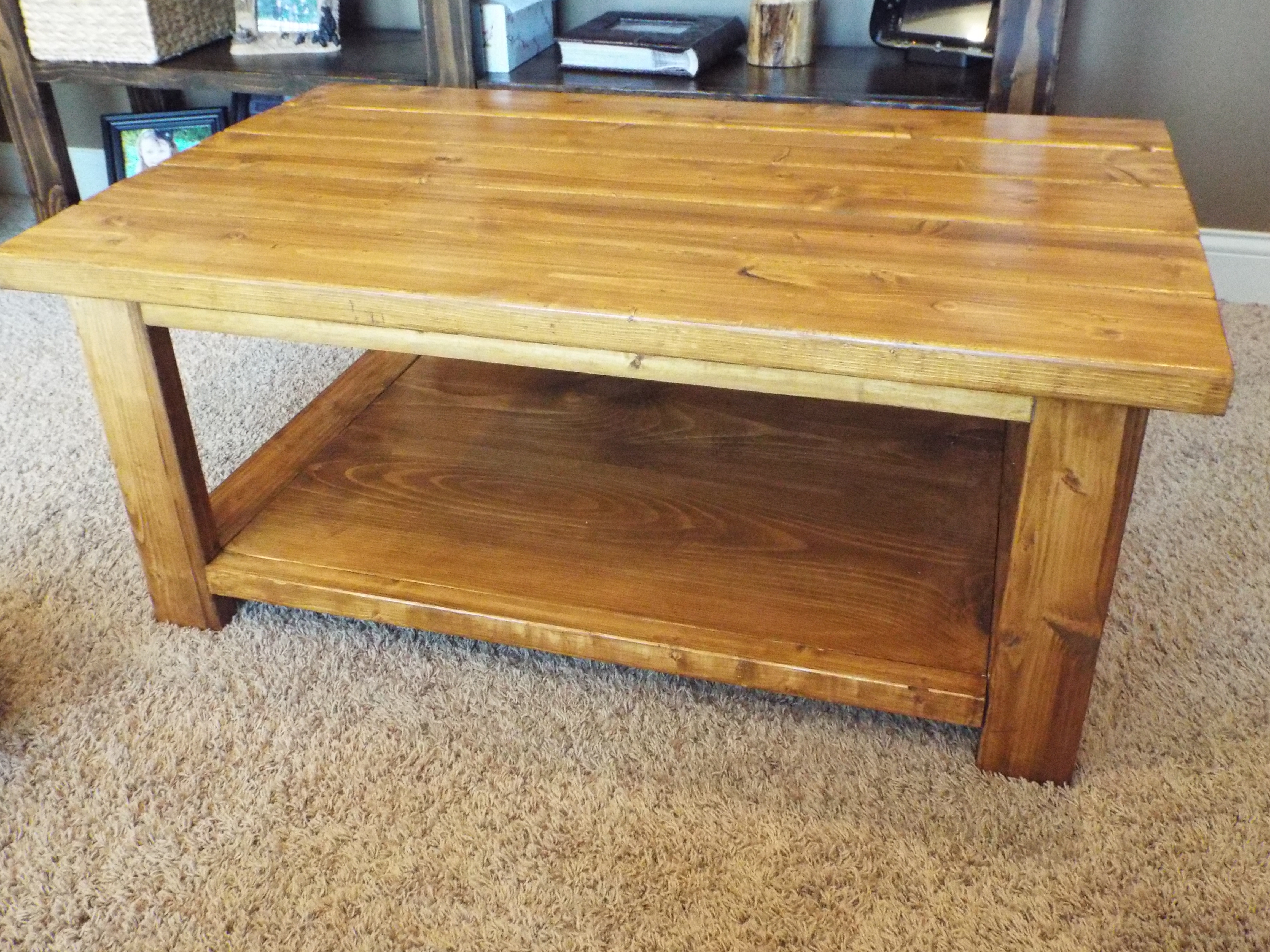 Featured Photo of Natural Pine Coffee Tables