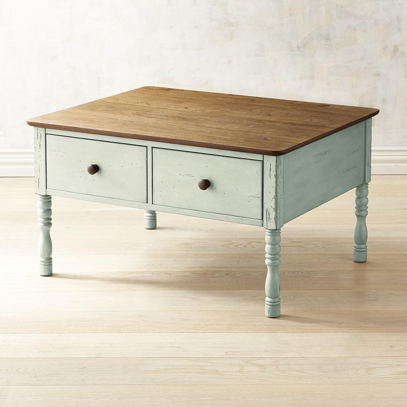 Green Coffee Tables (View 11 of 20)