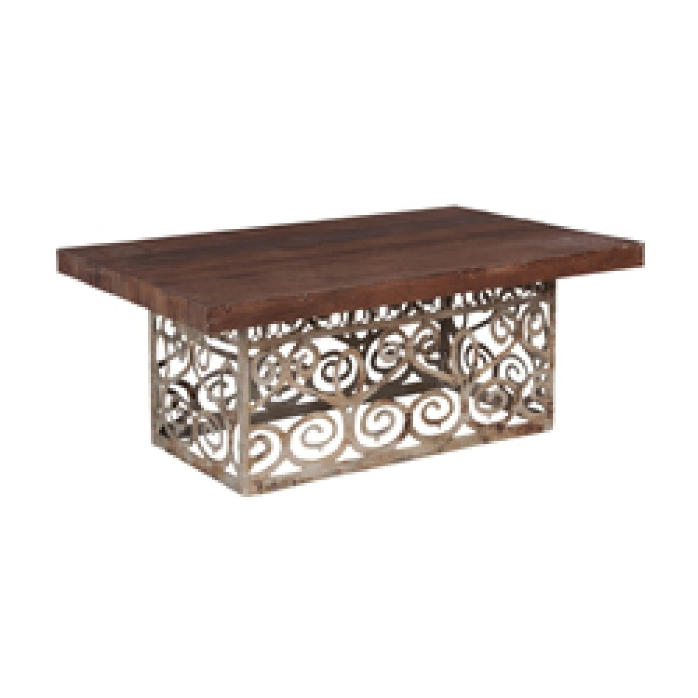 Guild Master Banister Rail Coffee Table (View 7 of 20)