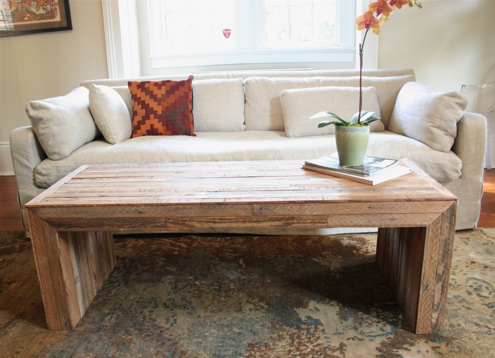 Featured Photo of Modern Rustic Coffee Tables