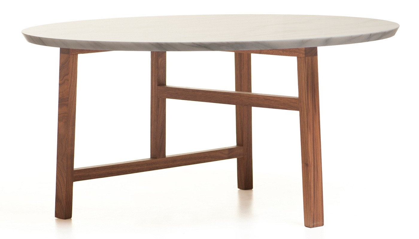 Heal's Regarding Recent Suspend Ii Marble And Wood Coffee Tables (Gallery 19 of 20)