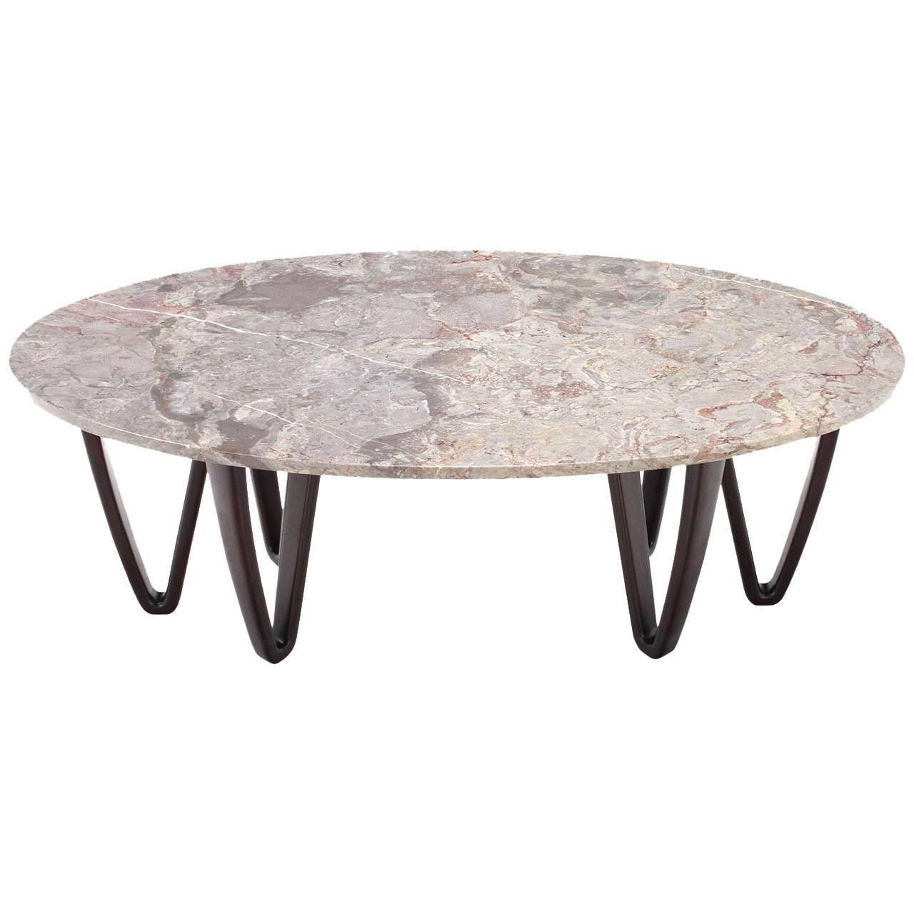 Home Decor: Amusing Marble Top Coffee Table And Oval Table On Wooden Pertaining To Famous Smart Large Round Marble Top Coffee Tables (View 6 of 20)