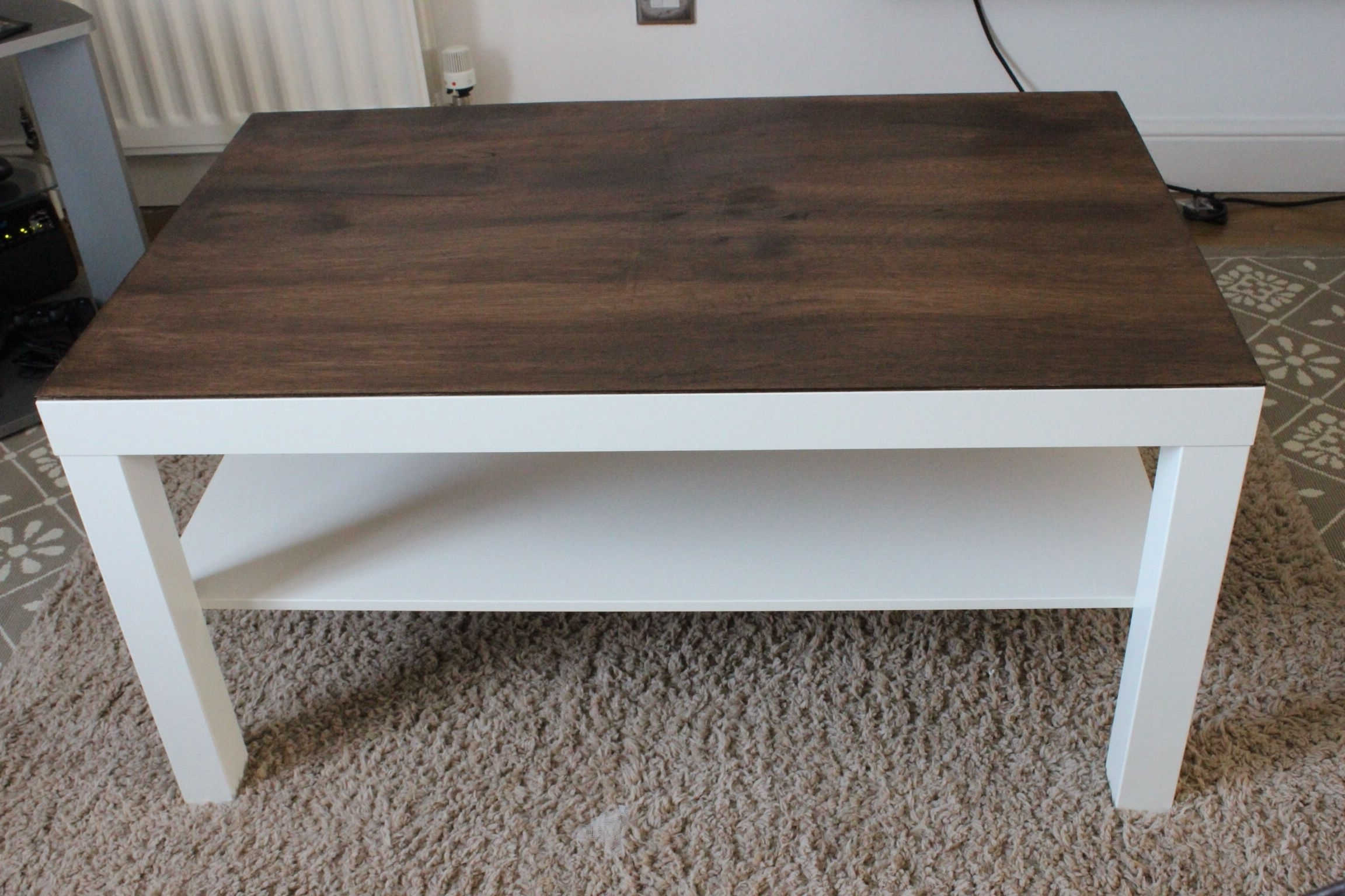 Ikea Lack Coffee Table Hack (Gallery 8 of 20)