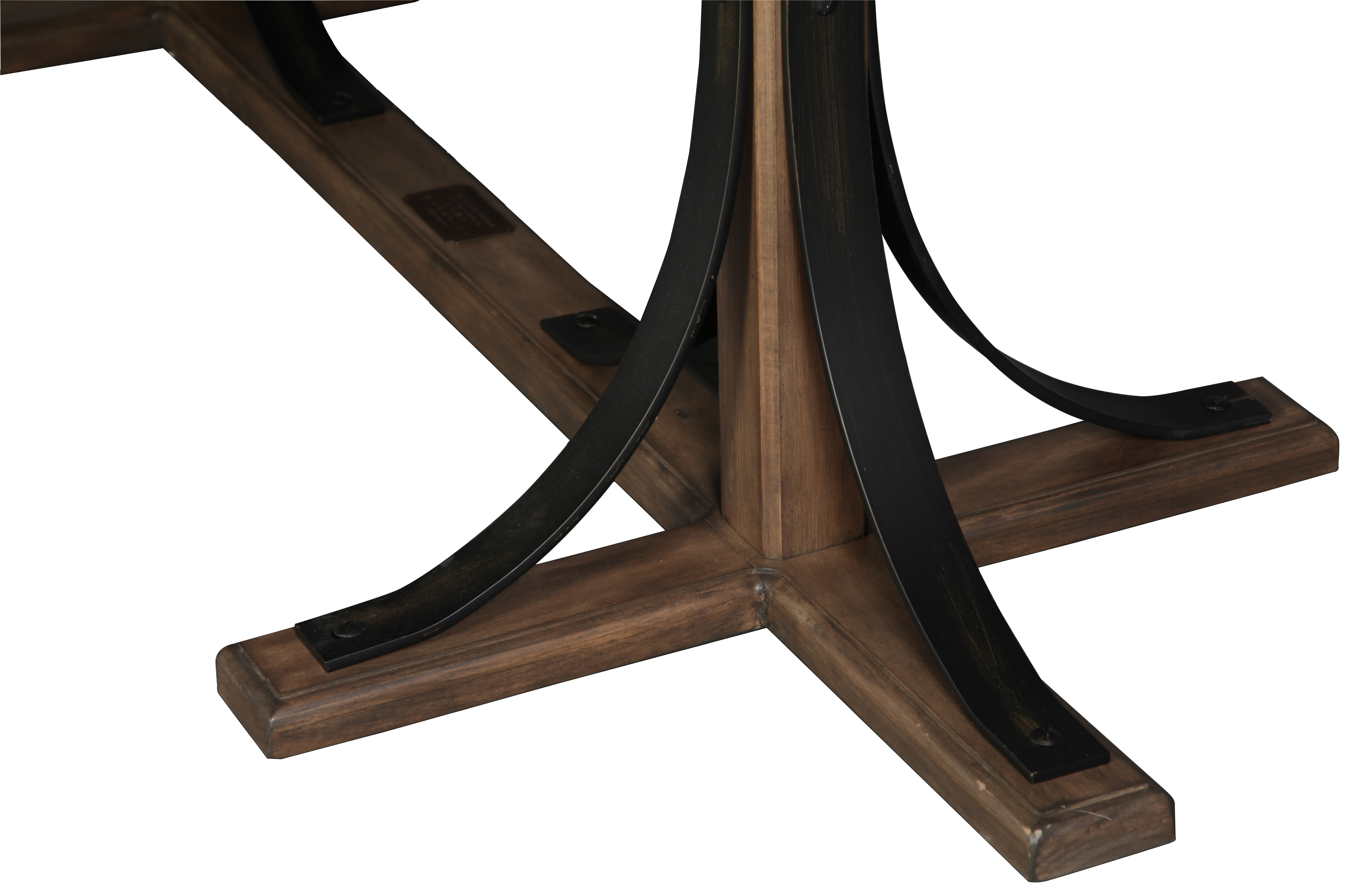 In Best And Newest Magnolia Home Iron Trestle Cocktail Tables (View 15 of 20)