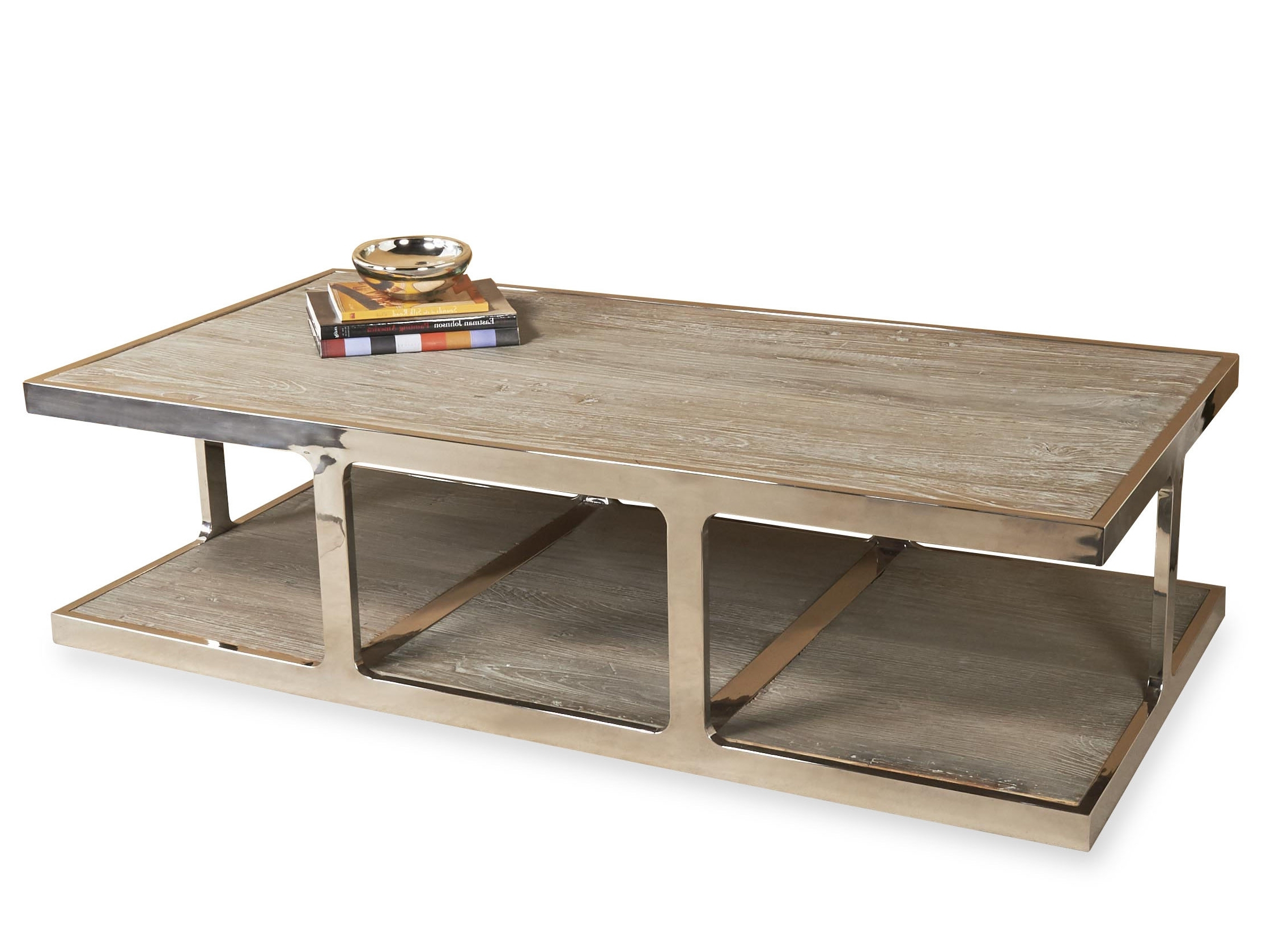 Interlude Mill Coffee Table (Gallery 19 of 20)