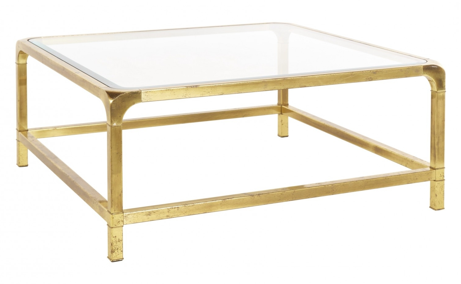 Jayson Home Intended For Most Recently Released Antique Brass Coffee Tables (View 15 of 20)