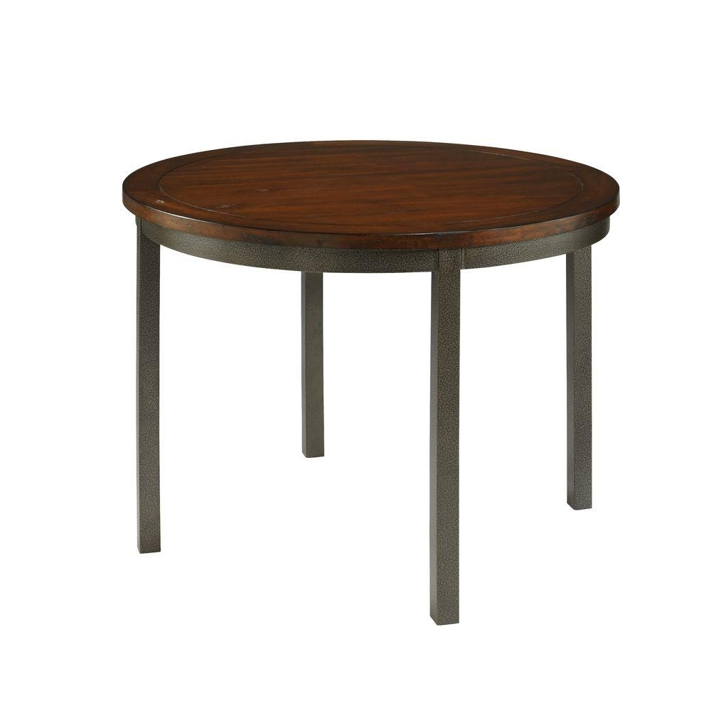 Kitchen & Dining Tables – Kitchen & Dining Room Furniture – The Home Regarding Most Up To Date 33 Inch Industrial Round Tables (View 8 of 20)