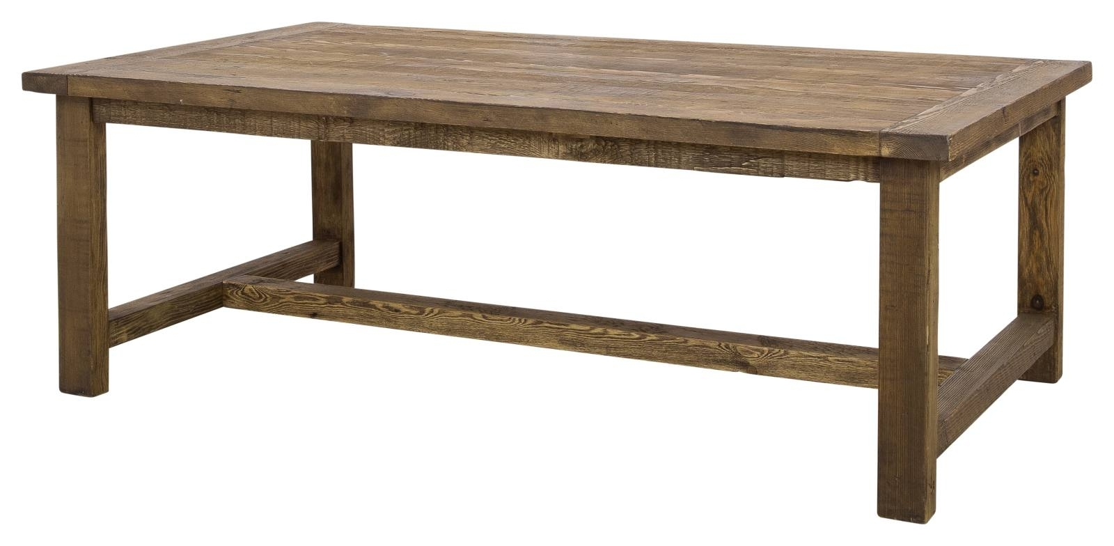 Landon Recycled Pine Coffee Table, Natural – Coffee Tables With Newest Natural Pine Coffee Tables (View 9 of 20)
