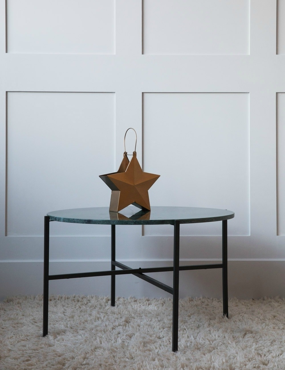 Large Green Marble Coffee Table At Rose & Grey With Widely Used Iron Marble Coffee Tables (View 18 of 20)
