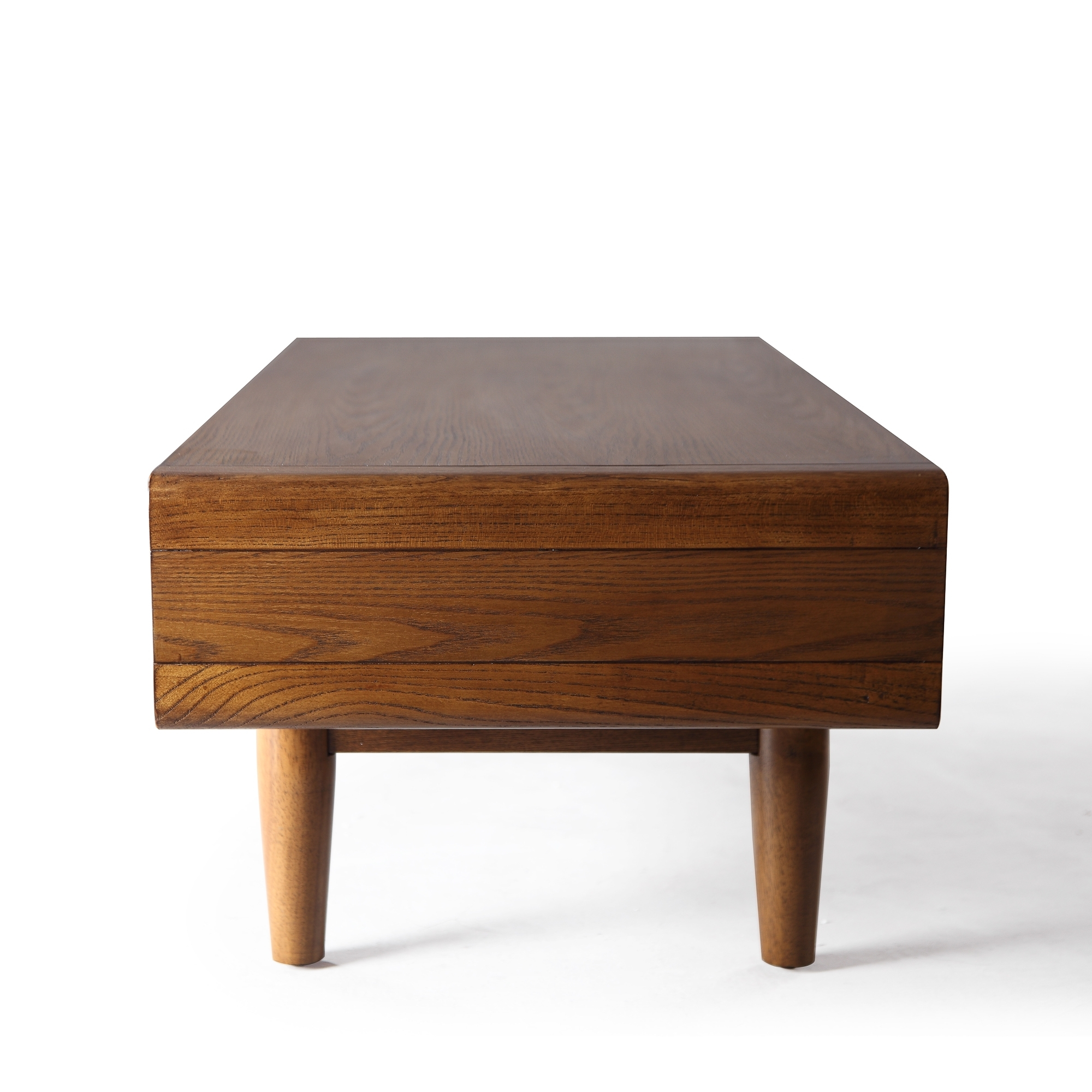 Latest Haven Coffee Tables Regarding Dexter Coffee Table ~ Deco Walnut – Haven Home Furniture (View 2 of 20)