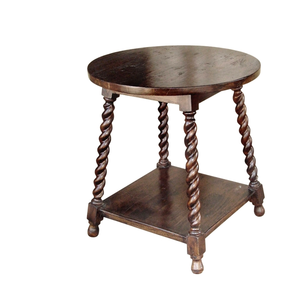 Laurie's Home Furnishings With 2017 Barley Twist Coffee Tables (View 7 of 20)