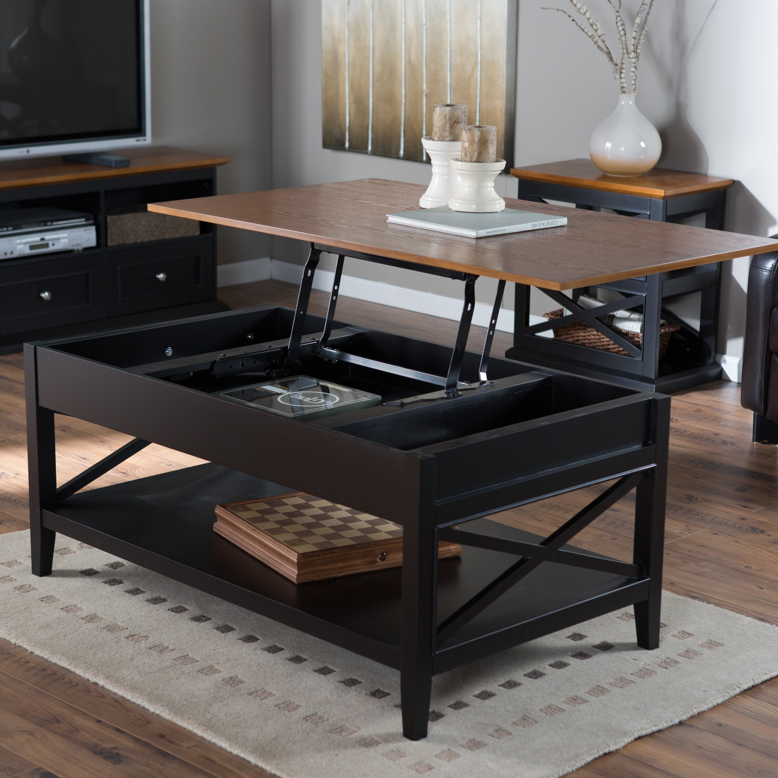 Lift Top Coffee Table – A More Practical Option – Darbylanefurniture Within Latest Market Lift Top Cocktail Tables (View 11 of 20)