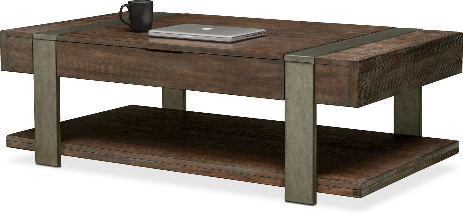 Lift Top End Table – Table Designs With Regard To Fashionable Aria Lift Top Cocktail Tables (View 10 of 20)