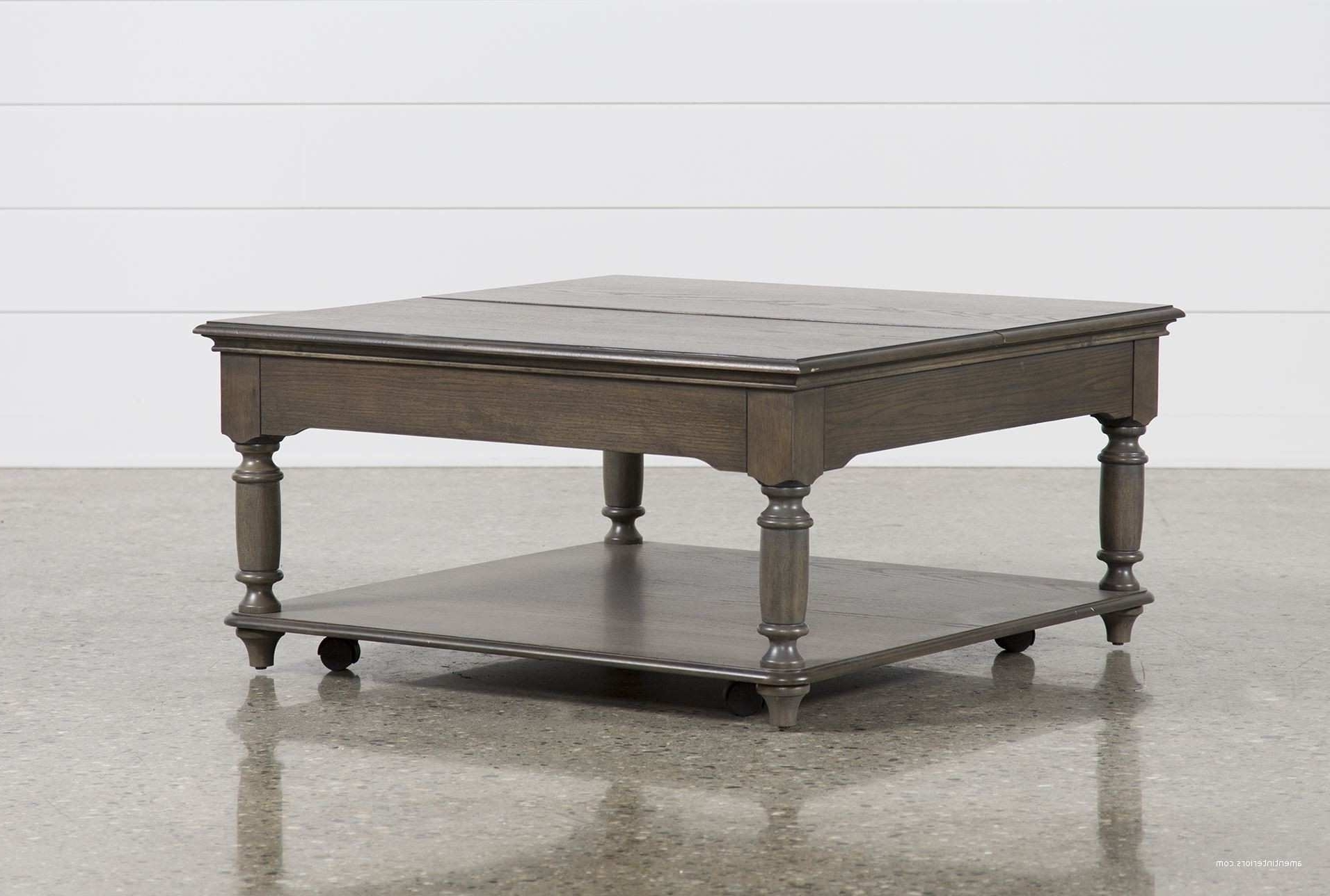 Living Spaces Coffee Table Lift Top – Coffee Table Design Ideas With Latest Jaxon Grey Lift Top Cocktail Tables (View 12 of 20)
