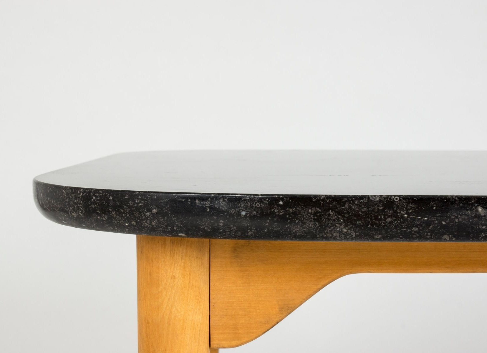 Marble Coffee Tableaxel Larsson, 1940S For Sale At Pamono Regarding Most Current Jackson Marble Side Tables (View 8 of 20)