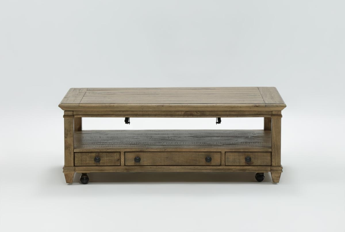 Featured Photo of Market Lift Top Cocktail Tables
