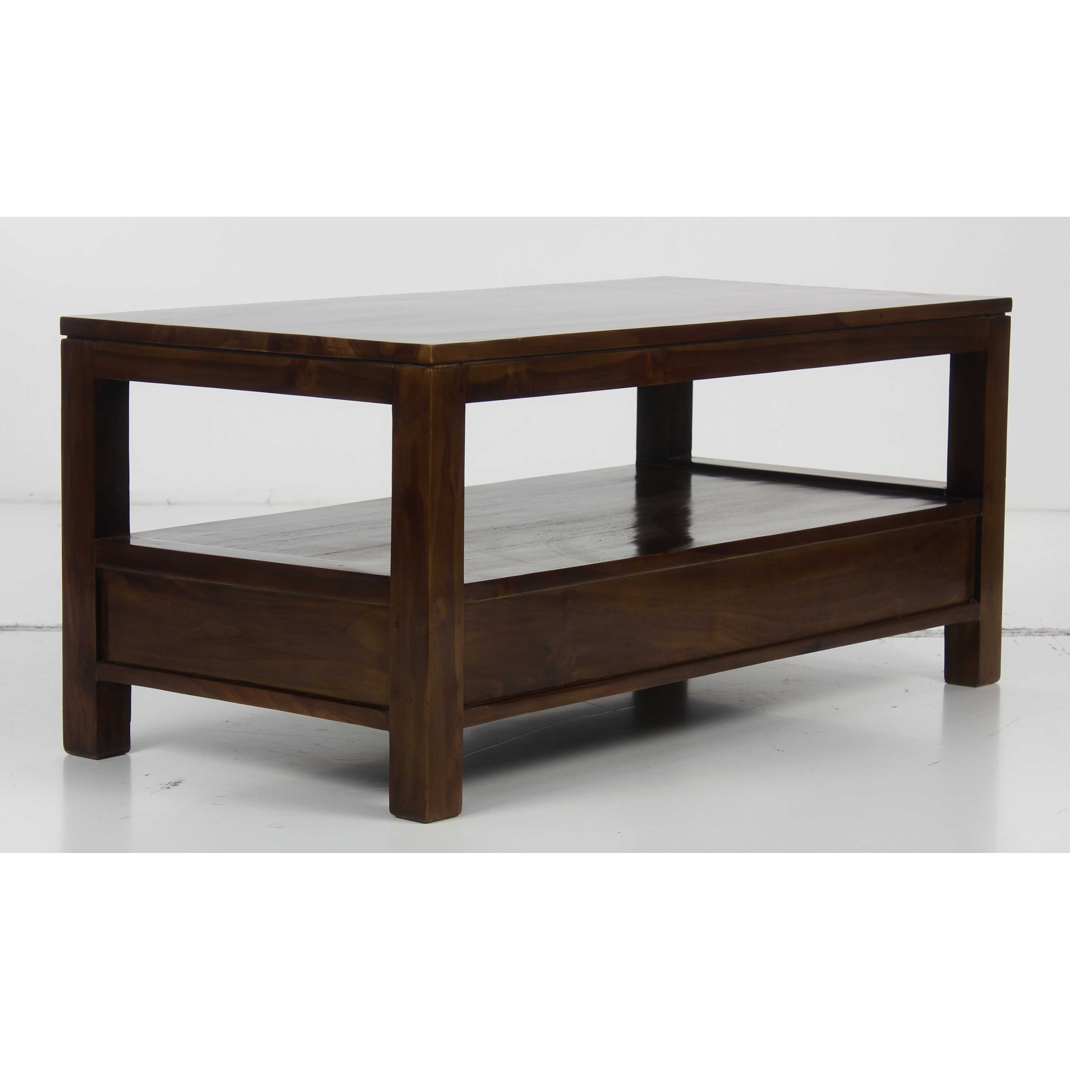 Minimalist Coffee Table (View 7 of 20)
