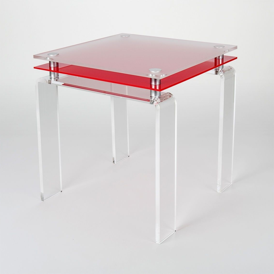 Modern Acrylic Coffee Table Pertaining To Recent Modern Acrylic Coffee Tables (View 14 of 20)