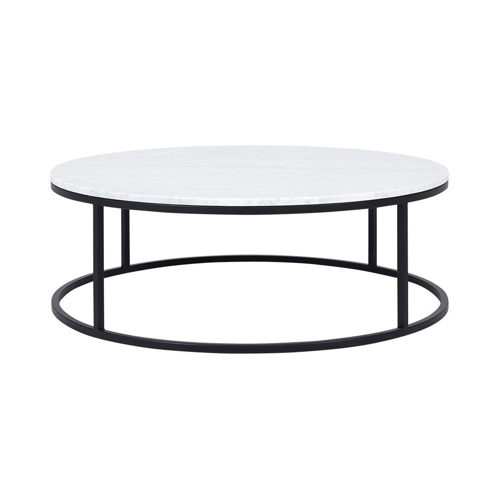 Modern Black Coffee Table Regarding Darbuka Round Reviews Cb2 Intended For 2018 Darbuka Black Coffee Tables (View 11 of 20)