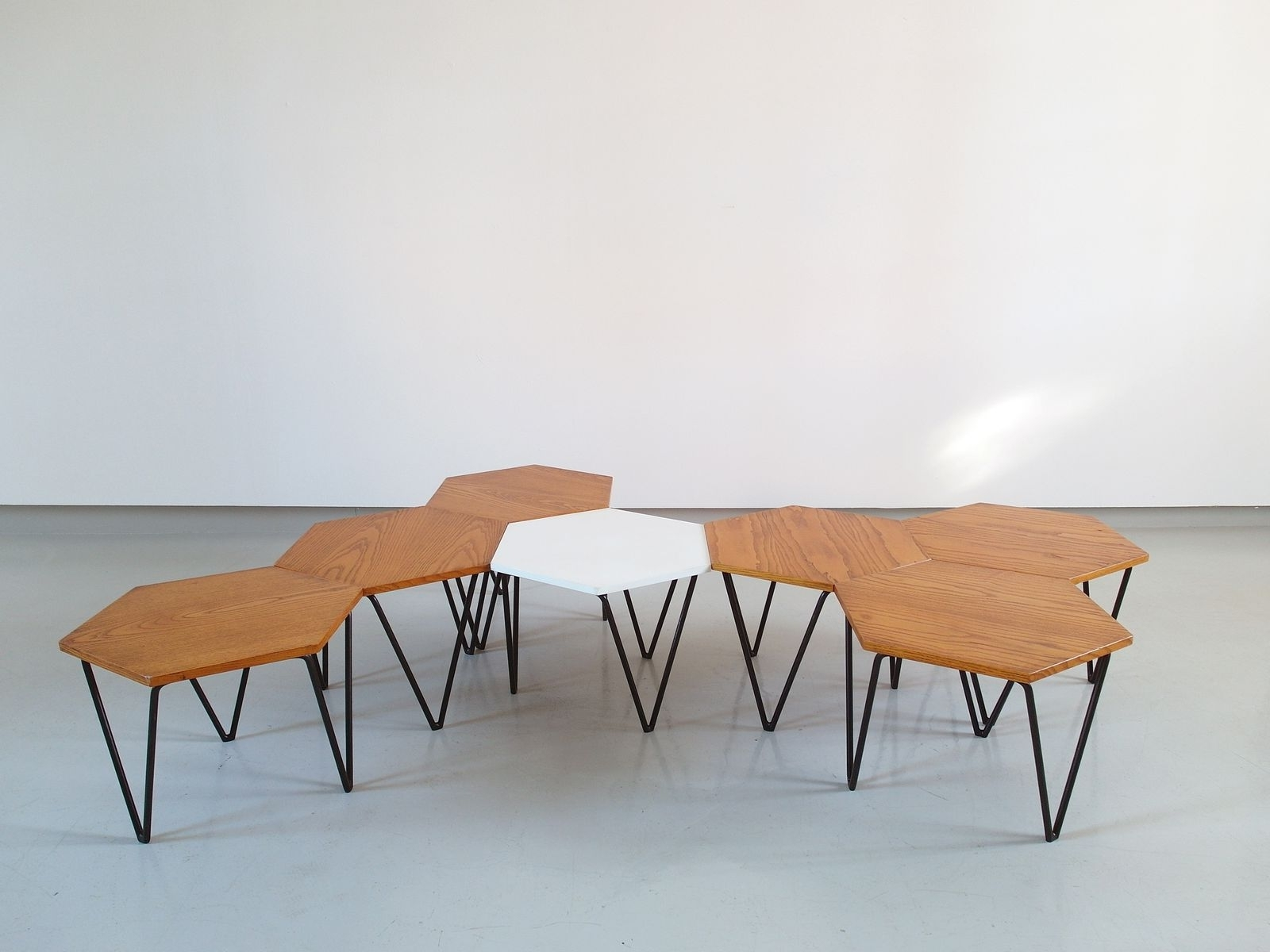Modular Coffee Tablesgio Ponti For I.s.a (View 12 of 20)