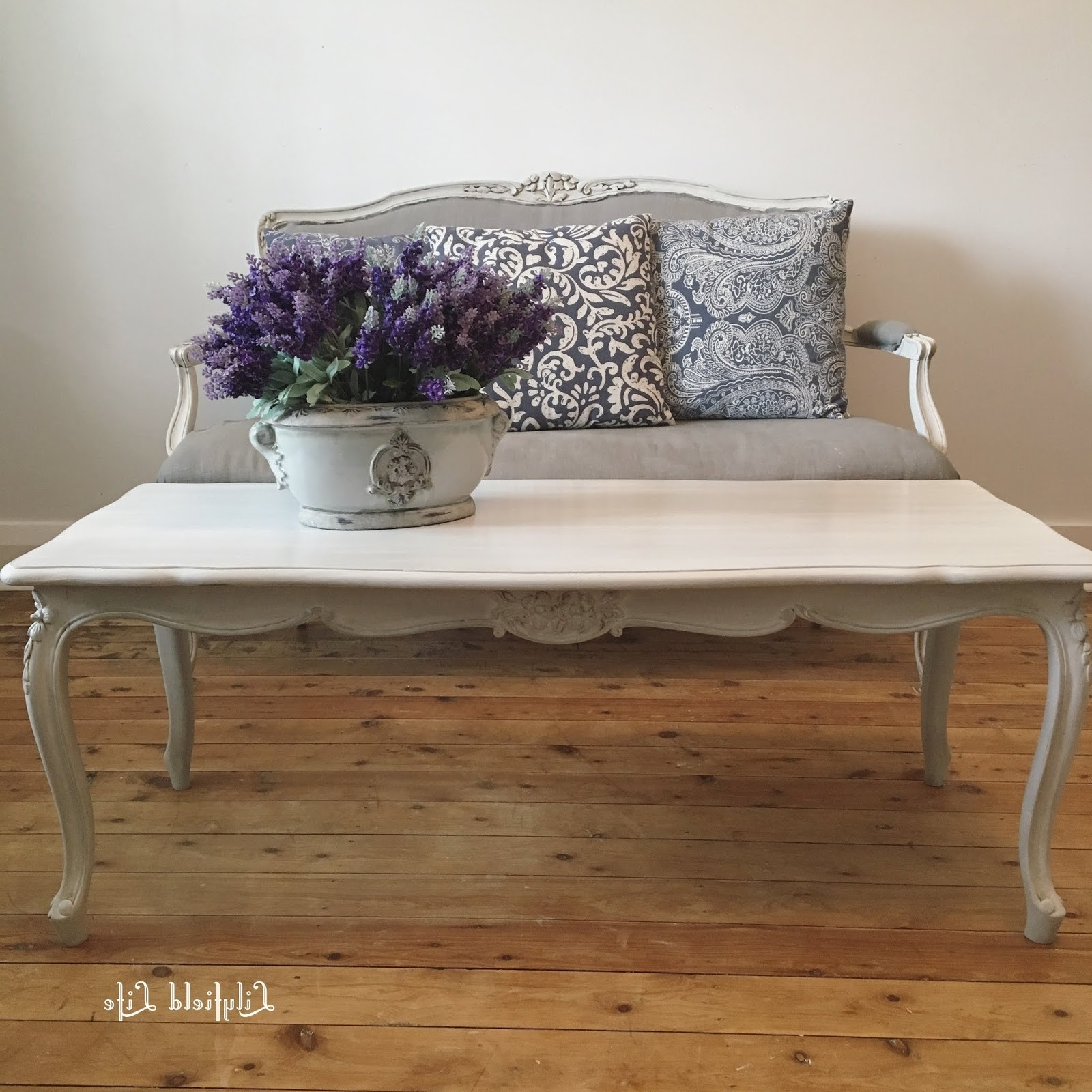 Most Current Limewash Coffee Tables Regarding Lime Wash Coffee Table Inspirational Lilyfield Life October  (View 16 of 20)